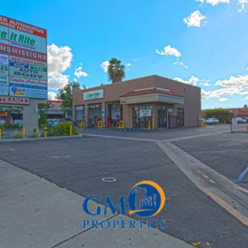 Multi-Tenant Value Add Automotive Center