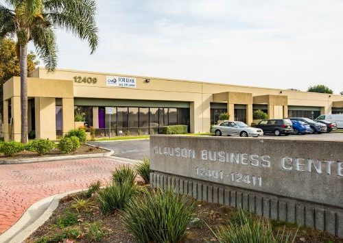 Slauson Business Center