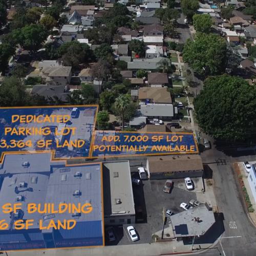Redevelopment Opportunity- Whittier Blvd.