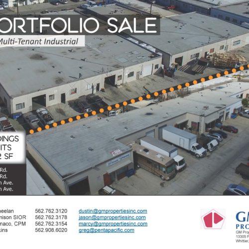 4 Building Portfolio Sale