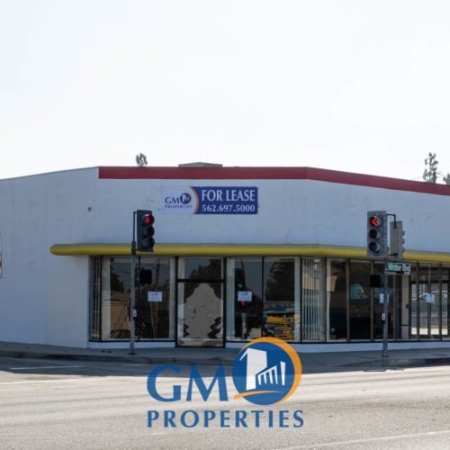 Building for Lease & Sale