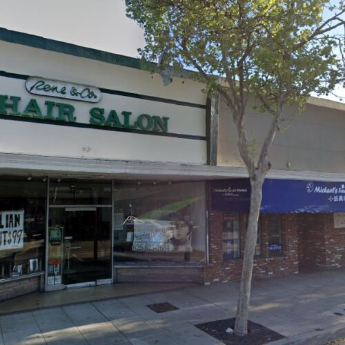 Former Salon for Lease & Sale