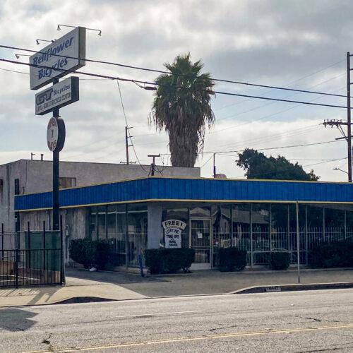 Former Bike shop for Sale